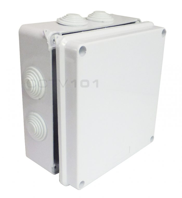 150x150x70mm IP55 Weatherproof Outdoor Junction Box Enclosure IP55-0