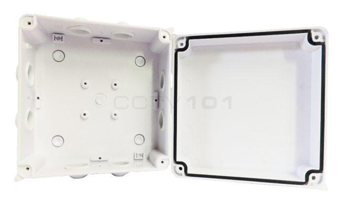 150x150x70mm IP55 Weatherproof Outdoor Junction Box Enclosure IP55-189