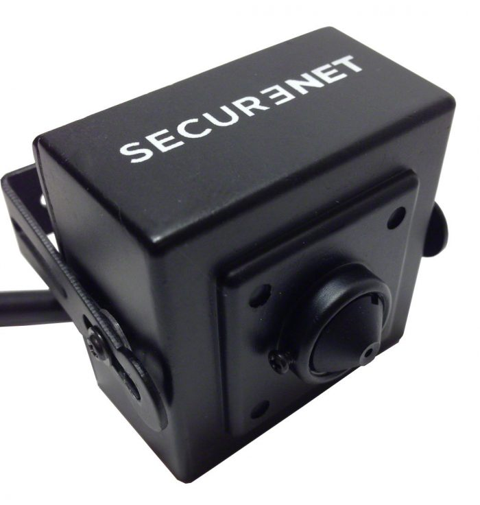 Securenet MA-700S Super HAD CCD II 700TVL Sony Effio-E Covert Mini Surveillance Spy CCTV Camera -0