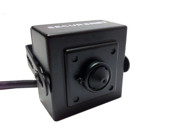 Securenet MA-700S Super HAD CCD II 700TVL Sony Effio-E Covert Mini Surveillance Spy CCTV Camera -176