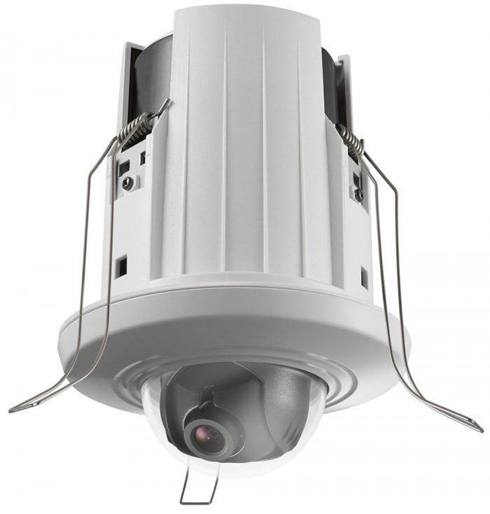 Hikvision Indoor 2MP PoE IP Recessed Mount 4mm CCTV Dome Camera DS-2CD2E20F-1285