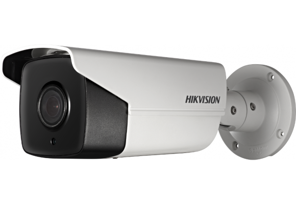 Hikvision 2MP PoE IP Motorised Varifocal 2.8-12mm/8-32mm CCTV Smart Lightfighter Bullet Camera with Audio/Alarm I/O DS-2CD4A25FWD-IZS-0