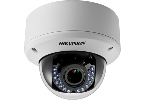 Hikvision 2MP Turbo HD Varifocal 2.8-12mm CCTV Dome Camera DS-2CE56D5T-AVPIR3-0