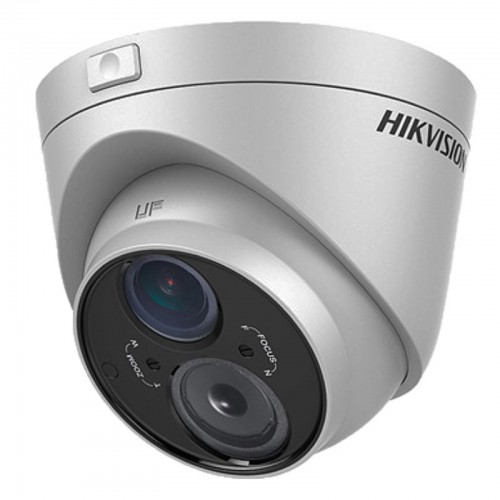 Hikvision 2MP Turbo HD Varifocal 2.8-12mm CCTV EXIR Turret Camera DS-2CE56D5T-VFIT3-0
