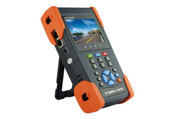 EDGE HD-TVI (Turbo HD) & IP Camera (Onvif) CCTV Test Monitor EDGE-TVITM1-0