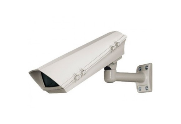 Videotec PUNTO Housing with Heater & Wall Mount-0
