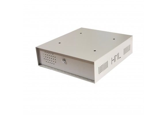 Haydon HAY-LDVR1-F Fan Cooled Lockable CCTV DVR Enclosure-0