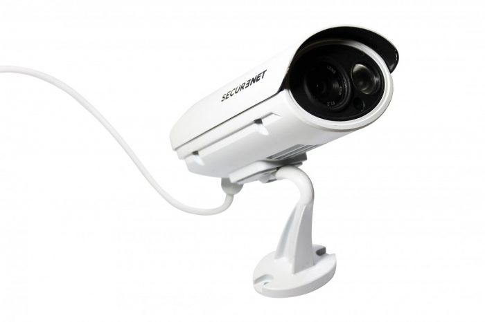 Securenet HD-C110 720P AHD 3.6mm Lens IR CCTV Camera-0
