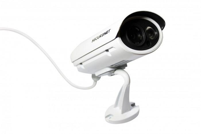 Securenet HD-C110 720P AHD 3.6mm Lens IR CCTV Camera-0