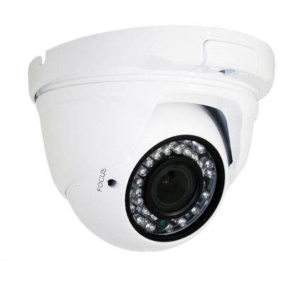 Securenet 4MP IP Varifocal 2.8-12mm CCTV Dome Camera IP-D550-0