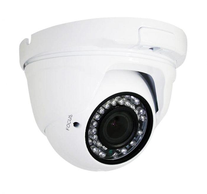 Securenet 4MP IP Varifocal 2.8-12mm CCTV Dome Camera IP-D550-0