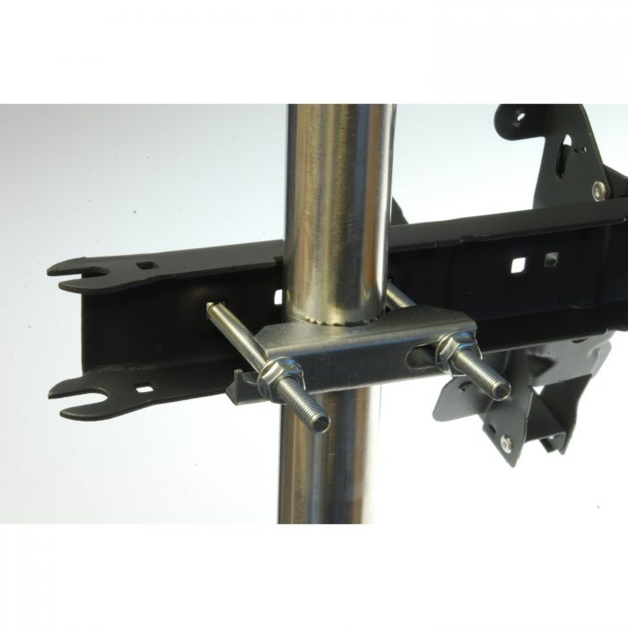 Pole Mounting U Bolt Bracket for MK4 Sky Satellite Dish-893