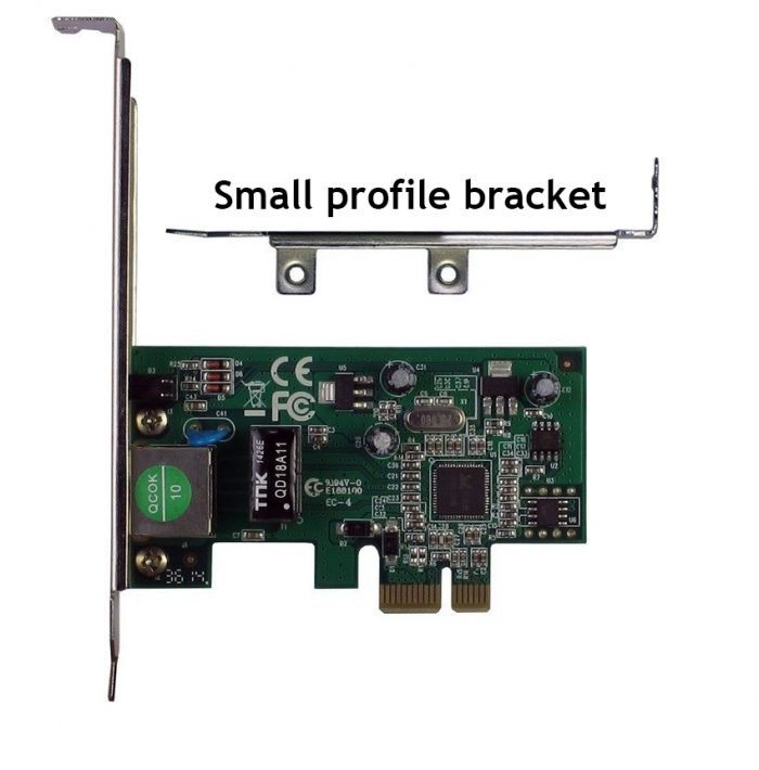 Netis Gigabit Ethernet PCI-E Network Adapter-0