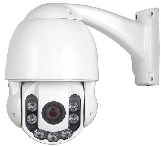Securenet HD-4101 AHD 10X 1.3MP Mini PTZ IR Speed Dome Camera-0