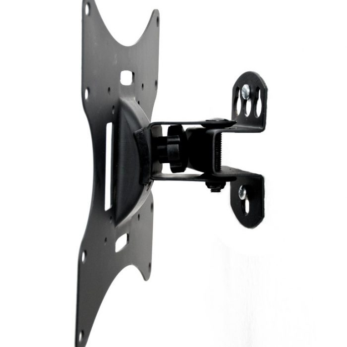 DRX 23''-42'' Pivoting Flat TV Wall Mount Bracket with Tilt & Swivel-1080