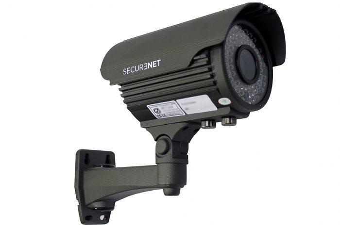 Securenet HD-C213 960P AHD Bullet 2.8-12mm Varifocal Lens 50-60m IR CCTV Camera-0