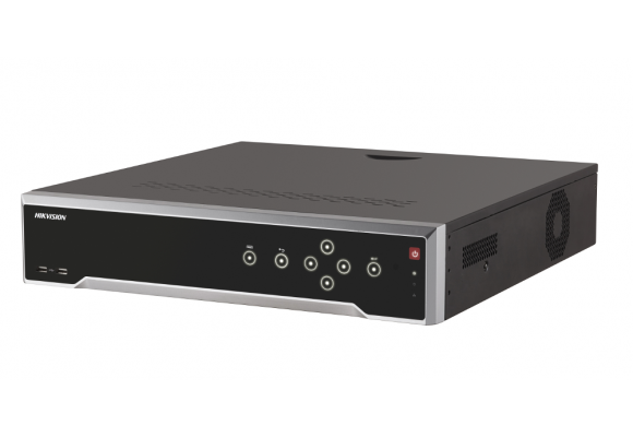 Hikvision DS-7732NI-I4/16P 4K 32CH IP CCTV NVR with Alarm I/O & 16 PoE Ports (256M Inbound, Up to 12MP)-0