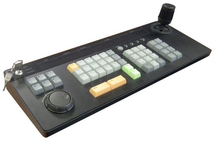 Hikvision DS-1004KI RS-485 PTZ Camera Keyboard Controller-0