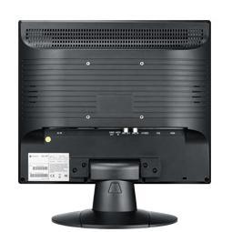 "Neon 17"" LED BNC/VGA/HDMI/S-Video & Audio I/O CCTV Monitor-1307"