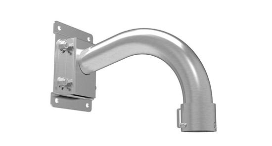 Hikvision DS-1697ZJ CCTV Camera PTZ Stainless Steel Wall Bracket *Pre-Order*-0