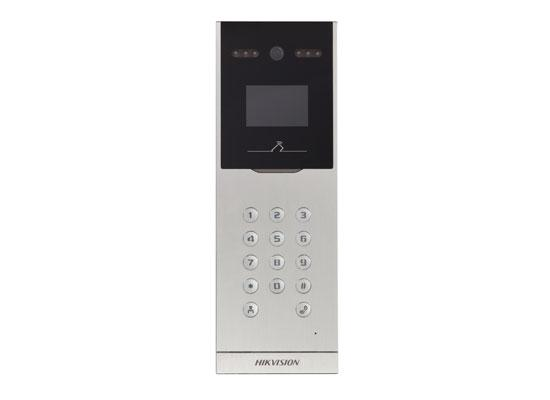 Hikvision Outdoor Door Entry Station with 1.3MP Integrated Camera DS-KD8002-VM-0