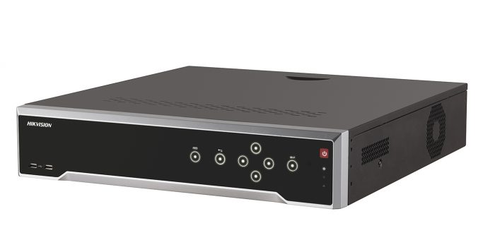 Hikvision DS-7732NI-K4/16P 32CH K-Series 4K IP CCTV NVR with 16 PoE Ports & 4 HDD Slots (256M Inbound, Up to 8MP)-0