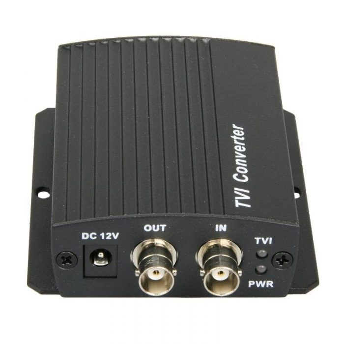 Hikvision HD-TVI 1080P to HDMI Signal Converter with HD-TVI Loop Through-0
