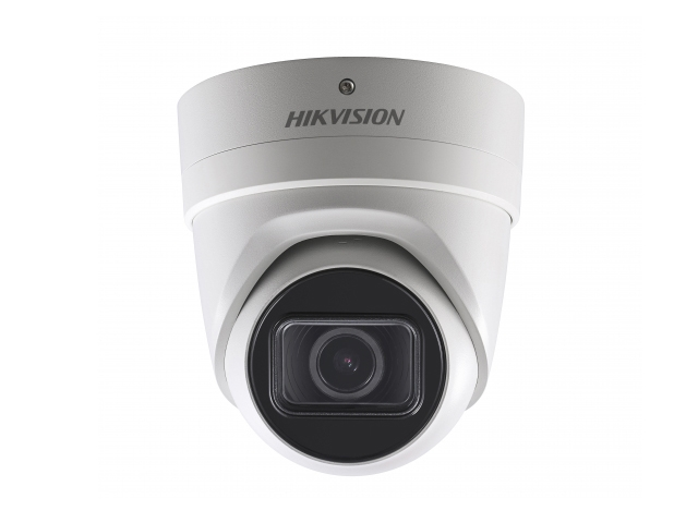 Hikvision 3MP PoE IP H265 Motorised Varifocal 2.8-12mm CCTV Turret Camera with Audio/Alarm I/O DS-2CD2H35FWD-IZS *Pre-Order*-0