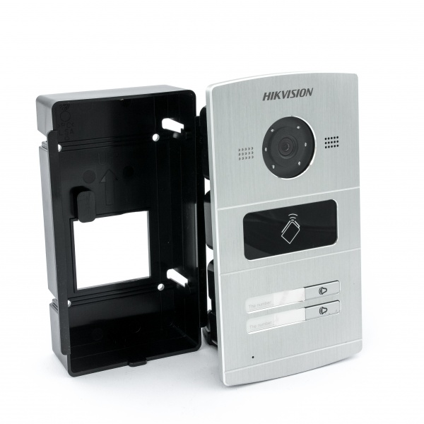Hikvision DS-KV8202-IM House Station 2-Button VoIP Camera Door Entry Phone/Intercom-1532