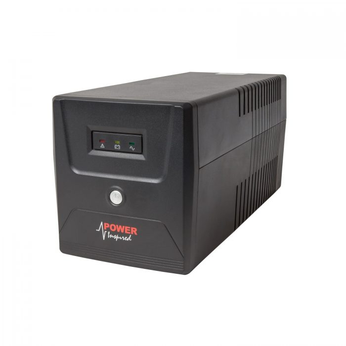 VIX1000N 1000VA/600W Battery Backup UPS System-0