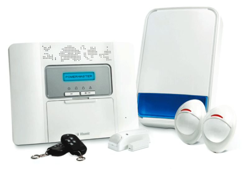 Power Master 30 Alarm System