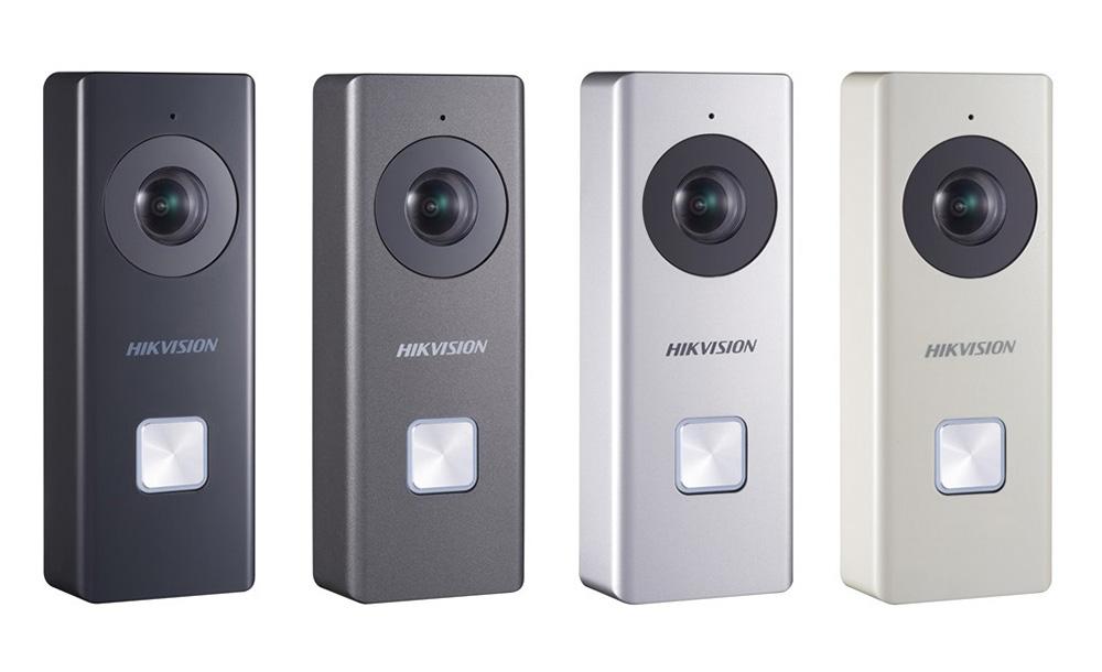 Hikvision wifi doorbell