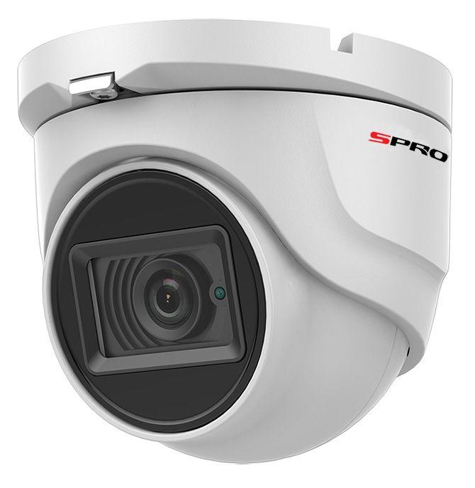 SPRO 4K CCTV Camera : hvd80-28rw-15m-4